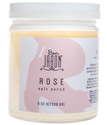 Rose Salt Scrub