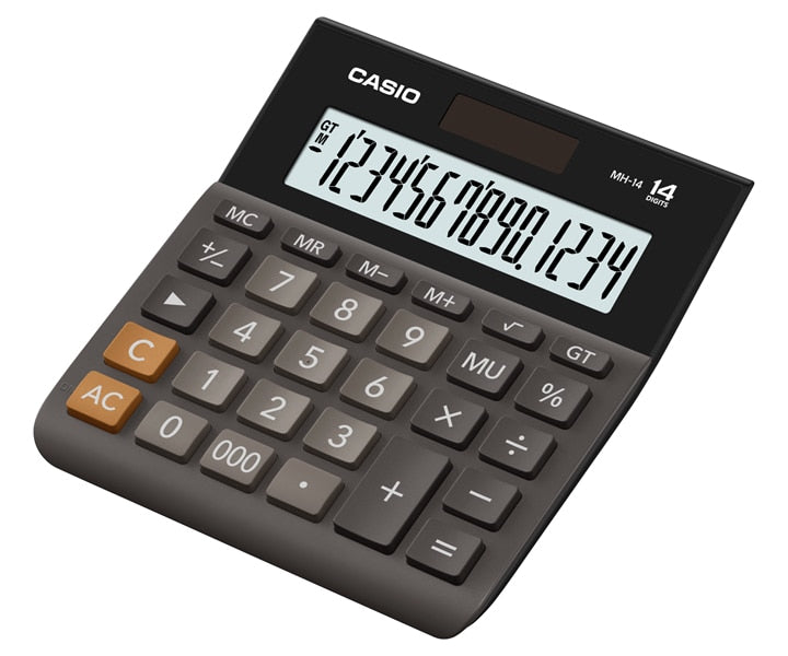 Calculadora Mini de Escritorio - CASIO MH-14