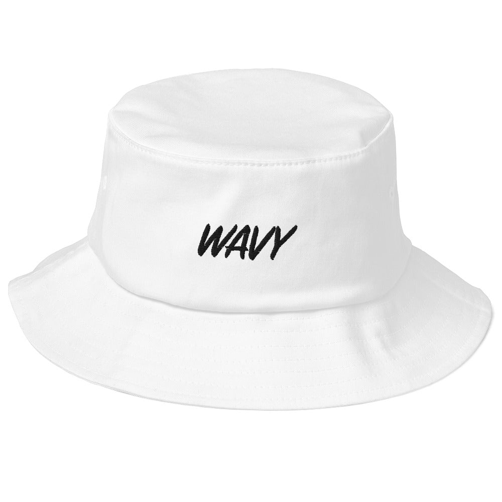 Urban Bucket Hat White