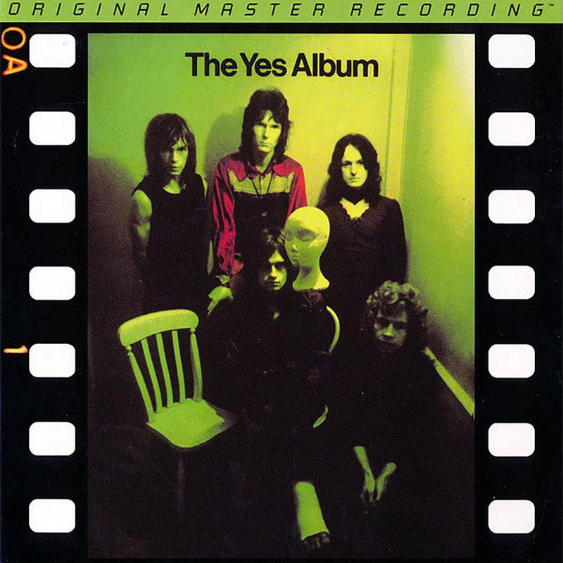 Yes ‎- The Yes Album