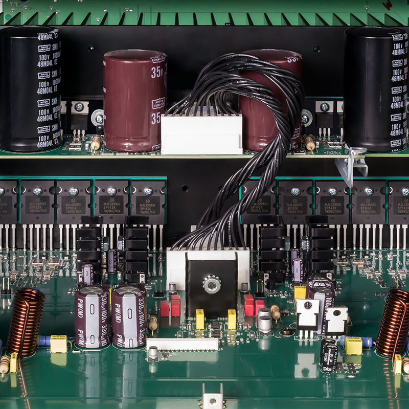 A49 Class G Integrated Stereo Amplifier