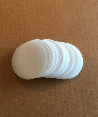 Disposable Milk Filters - 300 pack *