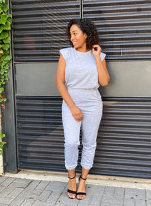 Laid Back Slay Set - Gray