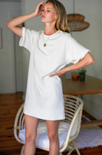 Load image into Gallery viewer, Shorty Sweatshirt Dress