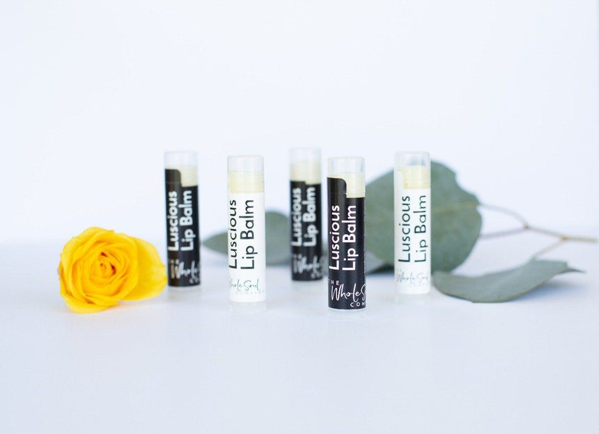 Luscious Lip Balm Lip Balm The WholeSoul Company