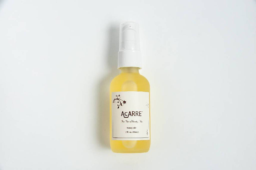 Beauty Edit, Multi-use Bioactive Dry Oil Dry oil for the scalp and skin AcARRE