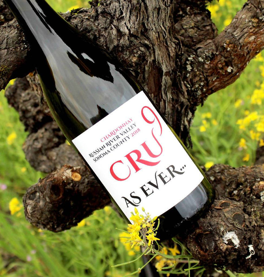 As Ever, She Owns It, RRV Chardonnay 2018 Wine listing CRU 9 Wine