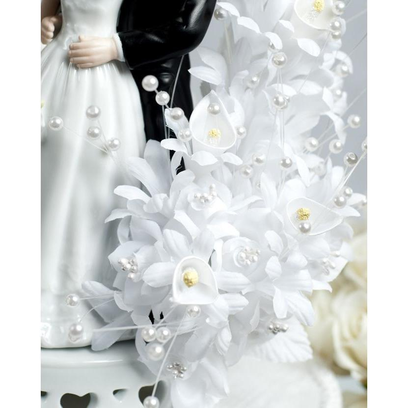 Calla Lily Arch Cake Topper Traditional Cake Toppers (Heavy) Wedding Collectibles
