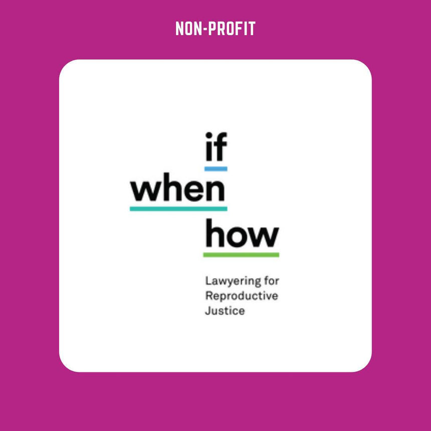 If / When /How | Non-Profits If / When /How