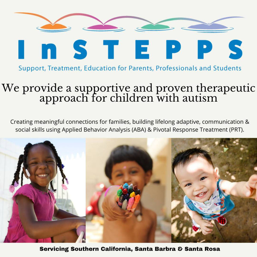 Passionate Autism Experts - Let's find the path forward for you and your child Applied Behavioral Therapy In STEPPS Academy