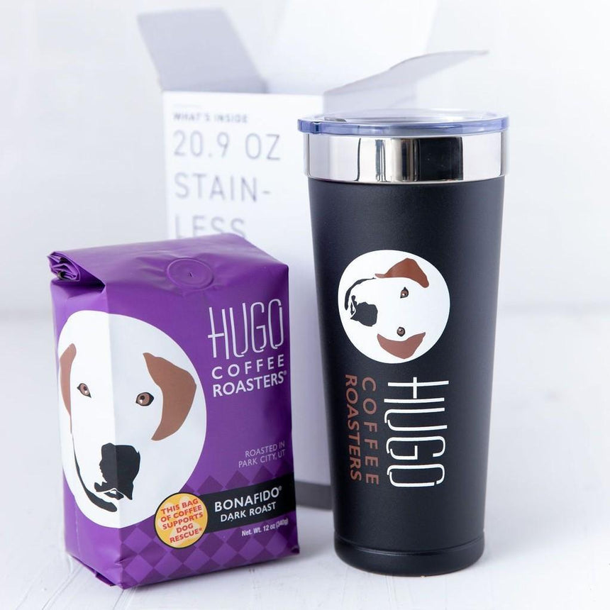 Coffee & Ski Lover's Gift Pack Gift Pack Hugo Coffee Roasters