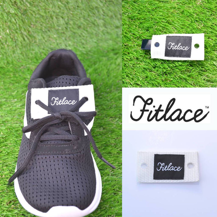 Fitlace Activity Tracker Companion: White Accessories Fitlace