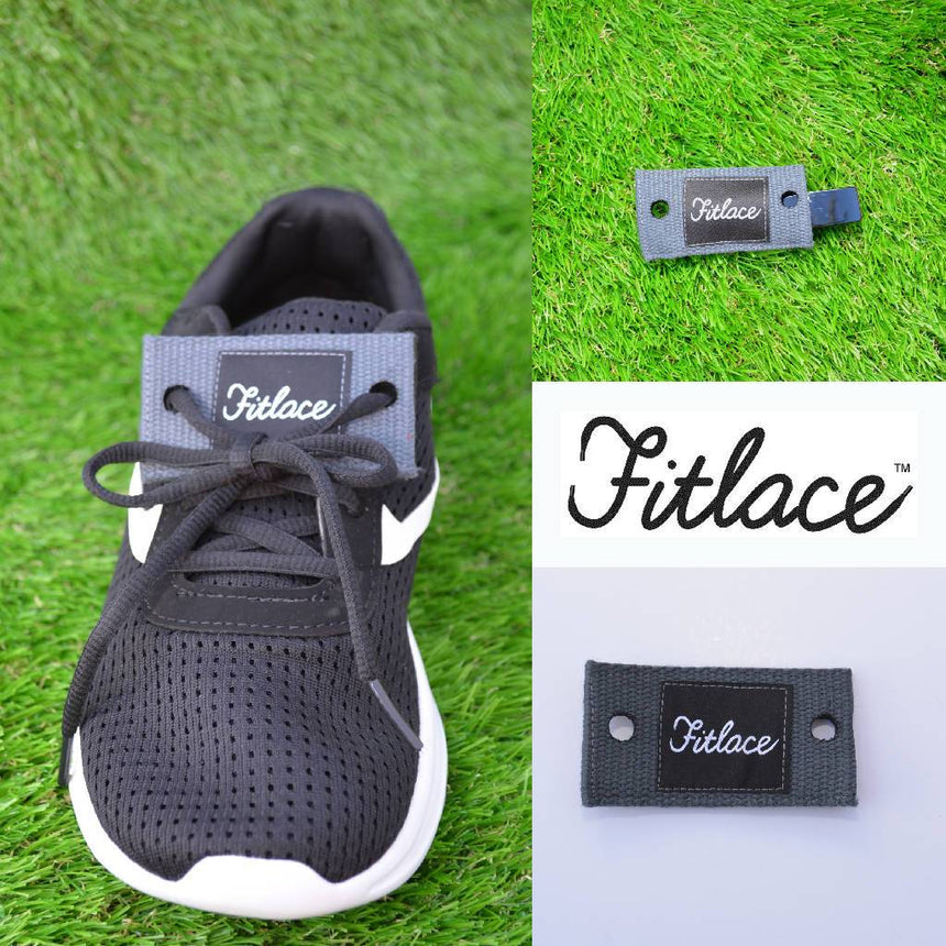 Fitlace Activity Tracker Accessory - Gray Accessories Fitlace