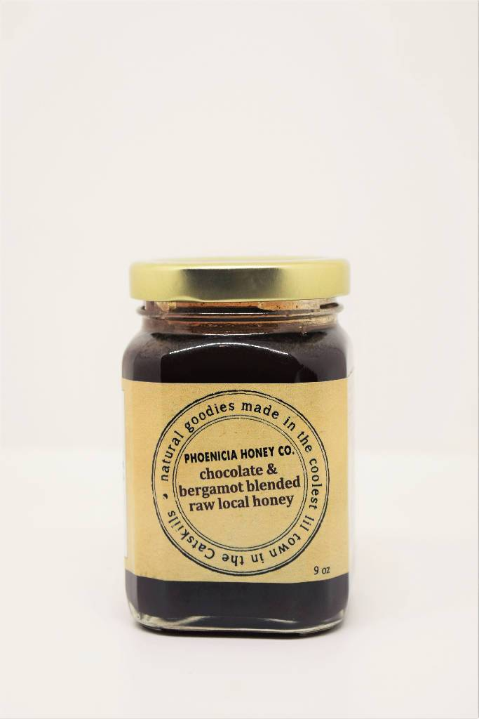 Chocolate bergamot honey honey phoenicia honey co