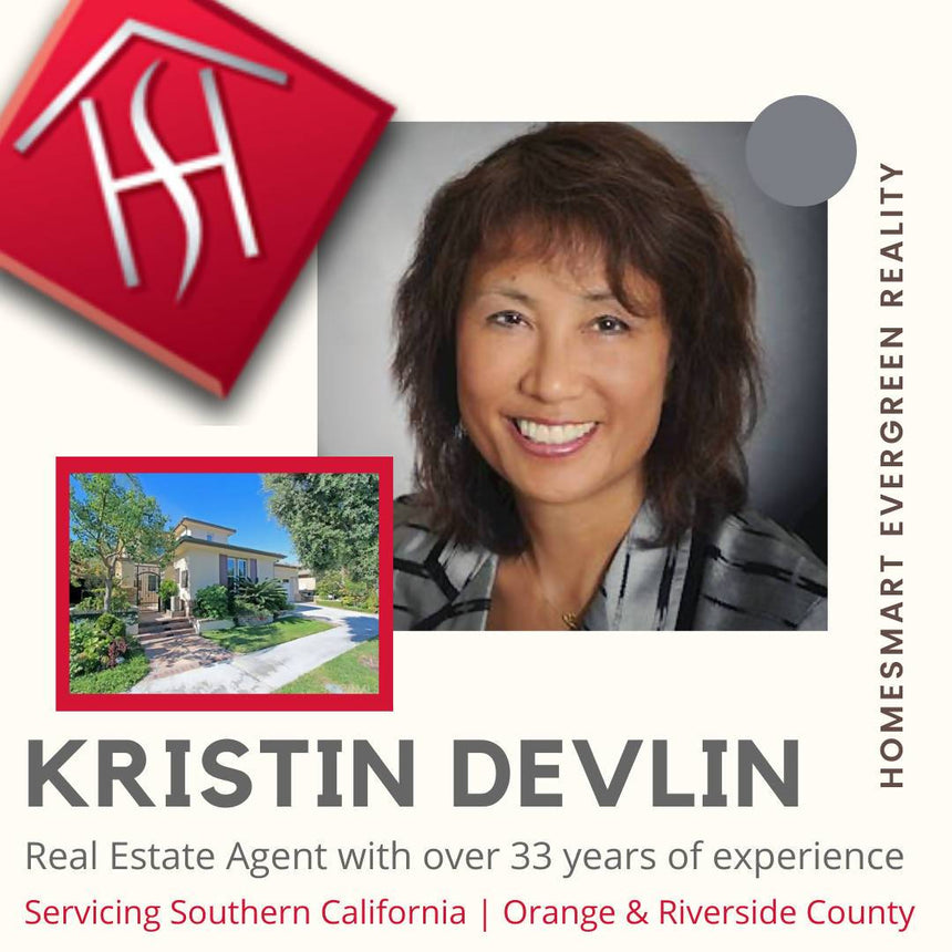Seasoned Real Estate Agent servicing So. Cal - Let's Sell Your Place & Find Your Next Home! Real Estate Kristin Shimaji-Devlin