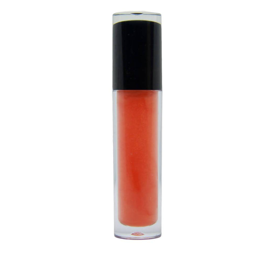 Purfavulous Organic Lip Gloss Organic Lip Gloss - Moisten, soften and add a little shine to your lips. Joan Antwine Orange Saffron