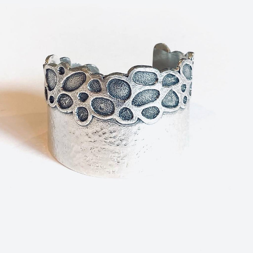 River Cuff #1 bracelets Huckleberry Designs