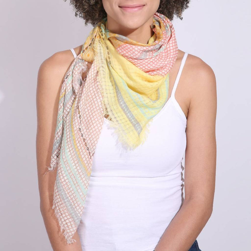 Tracy Scarf Scarves Vismaya