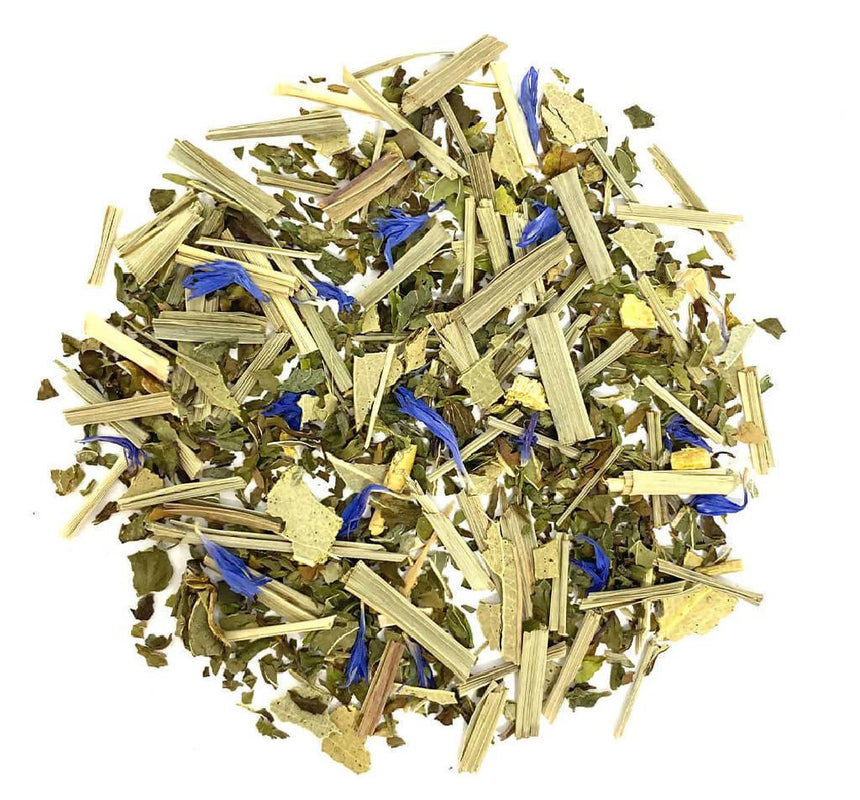 Key To Teas Mint Harmony Ujjayi Botanical Tea Blend Botanical Tea Blend Key To Teas
