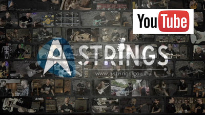 A Strings on youtube