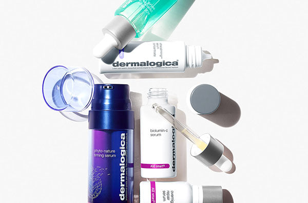 image of dermalogica products