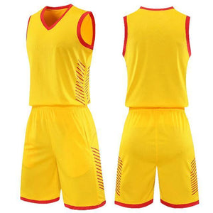 Open image in slideshow, Customized Basketball Jersey Set Women, Men Basketball uniform  breathable Sports suit ,youth