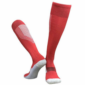 Open image in slideshow, Hot Sale Men Women Compression stockings Running basketball football socks Thin Sports socks Rugby