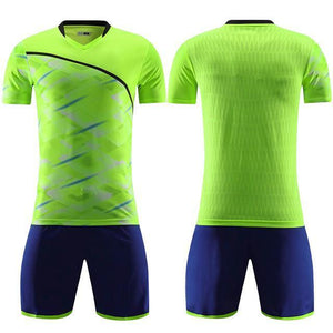 Open image in slideshow, Adult goalkeeper Soccer Jerseys Men football uniforms Men Soccer Clothes Sets Custom adult soccer
