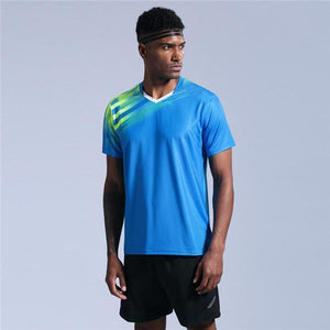 Open image in slideshow, New Badminton Shirt Women, Men golf table tennis shirts gym sport clothing,Men Table Tennis