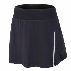 Open image in slideshow, Female Sports Tennis yoga Skorts High Waist Tennis Skirt Short Uniform Badminton Quick drying Sport