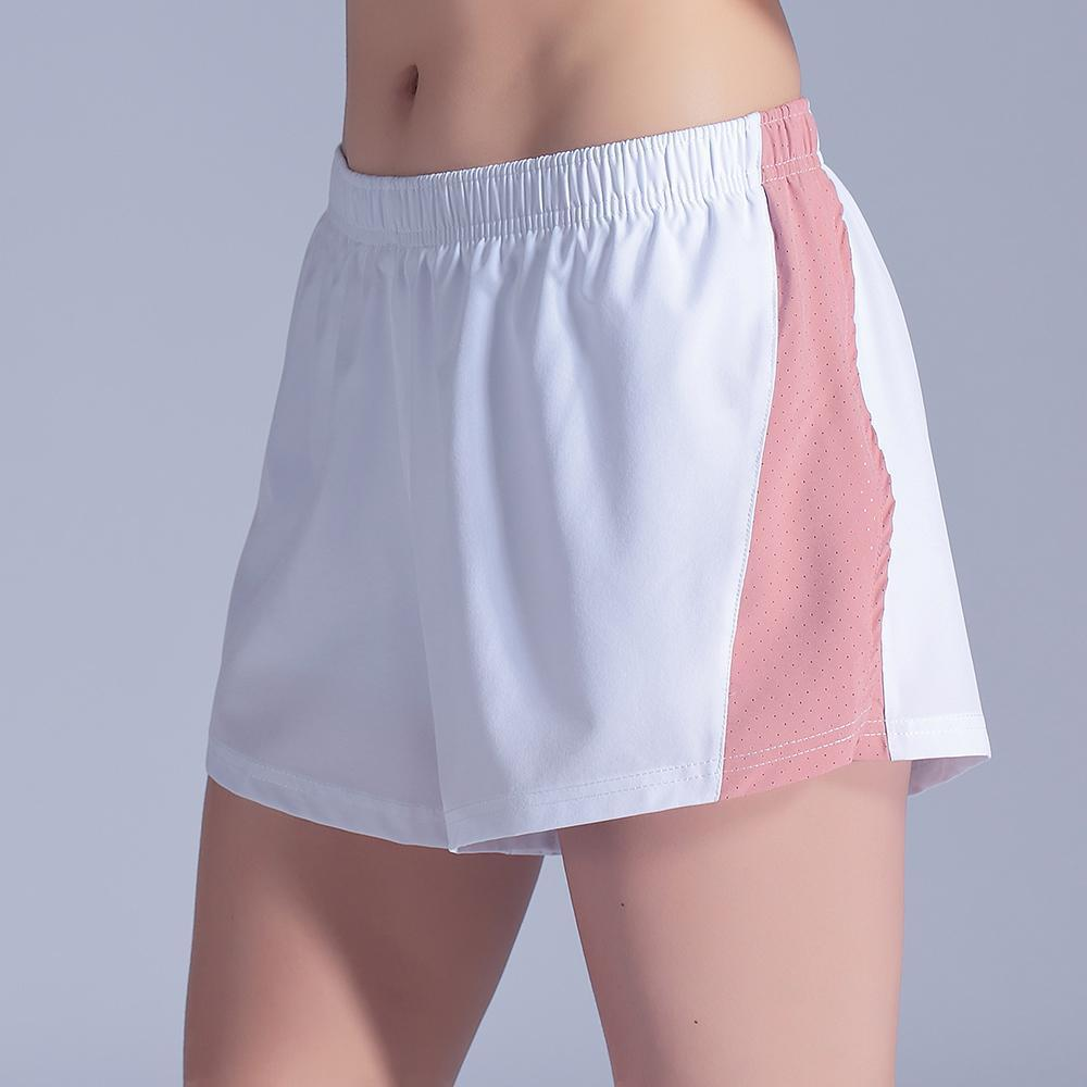 New Yoga Shorts Women Sports gym shorts quick-dry Running sports shorts Breathable Anti Leakage