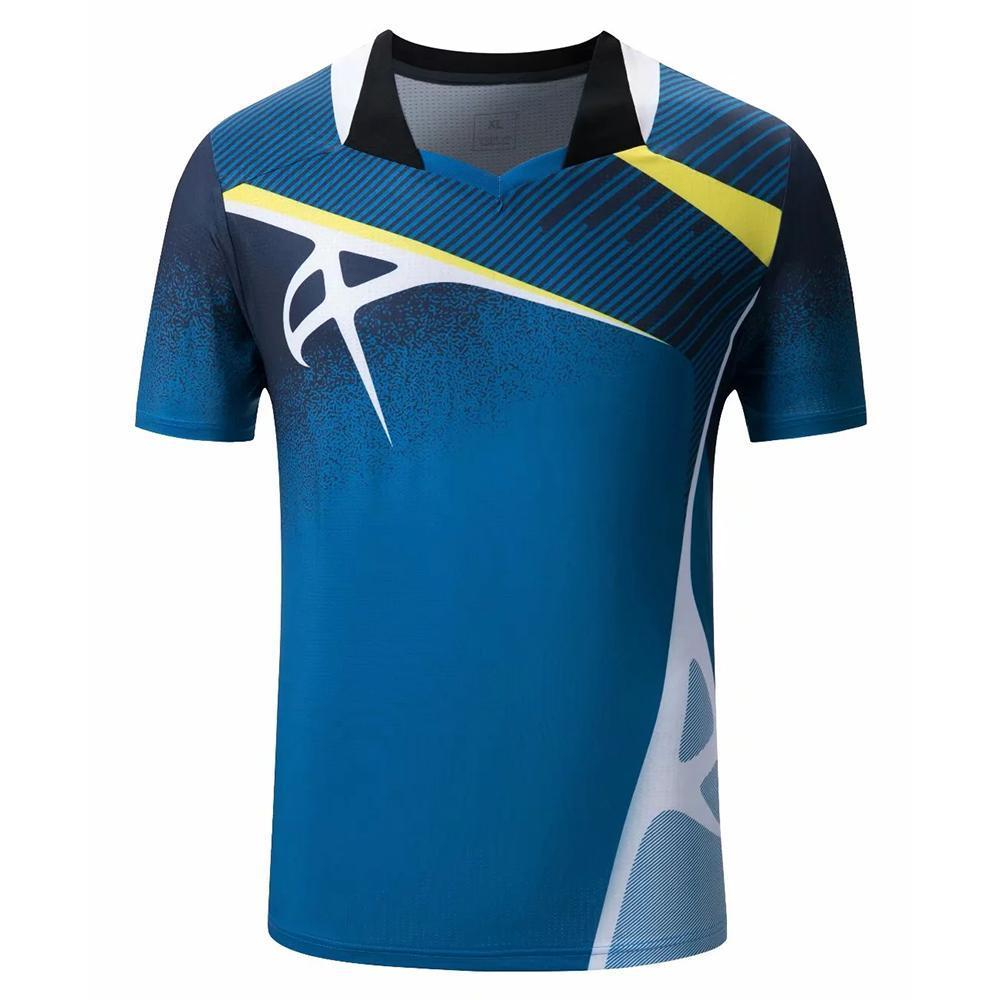 2020 New Badminton Shirt Women/Men's sport shirt Tennis shirts Quick Dry Breathable sports Exercise