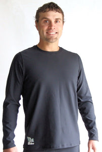 Top Long Sleeve Crew Neck Men's