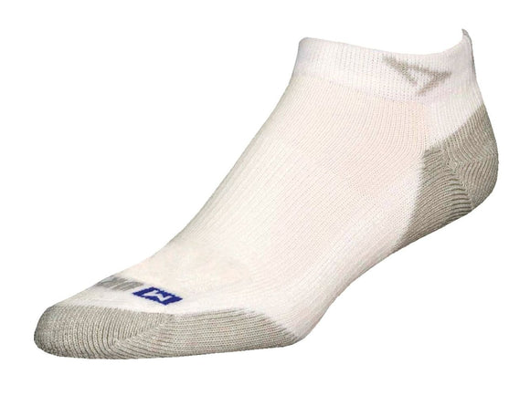 Sock Sport Mini Crew - White