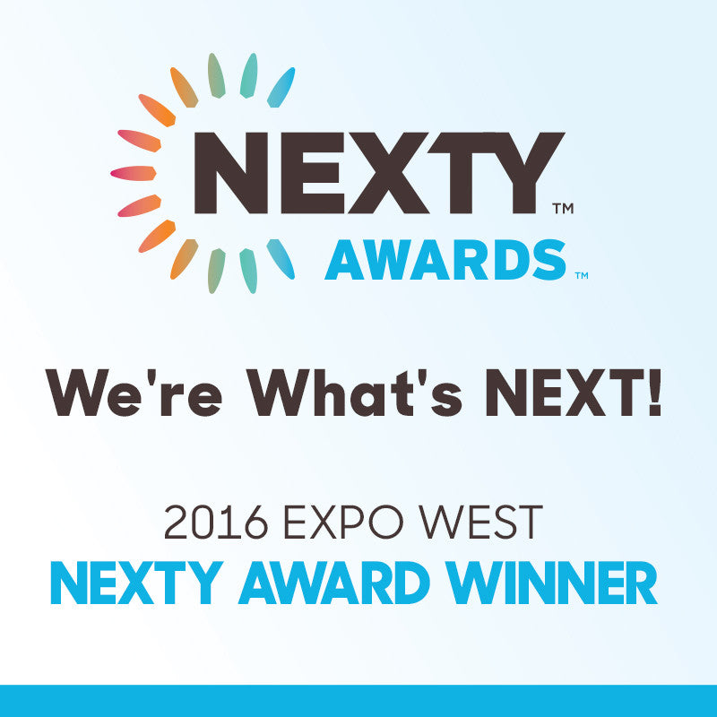 KARMA Wins Coveted NEXTY Award at 2016 Natural Products Expo West!!