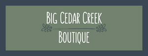 Big Cedar Creek Boutique
