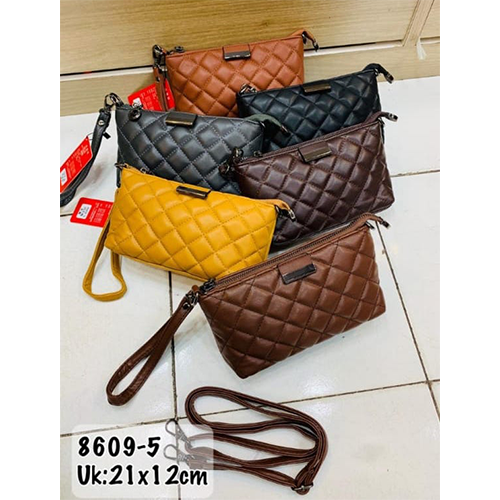 Sling Bag / Clutch Bag Import Motif Diamond