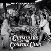 Chemtrails Over the Country Club - Yellow Vinyl