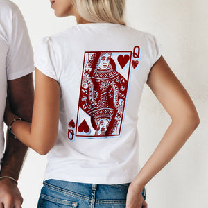 Camiseta New Queens para chica