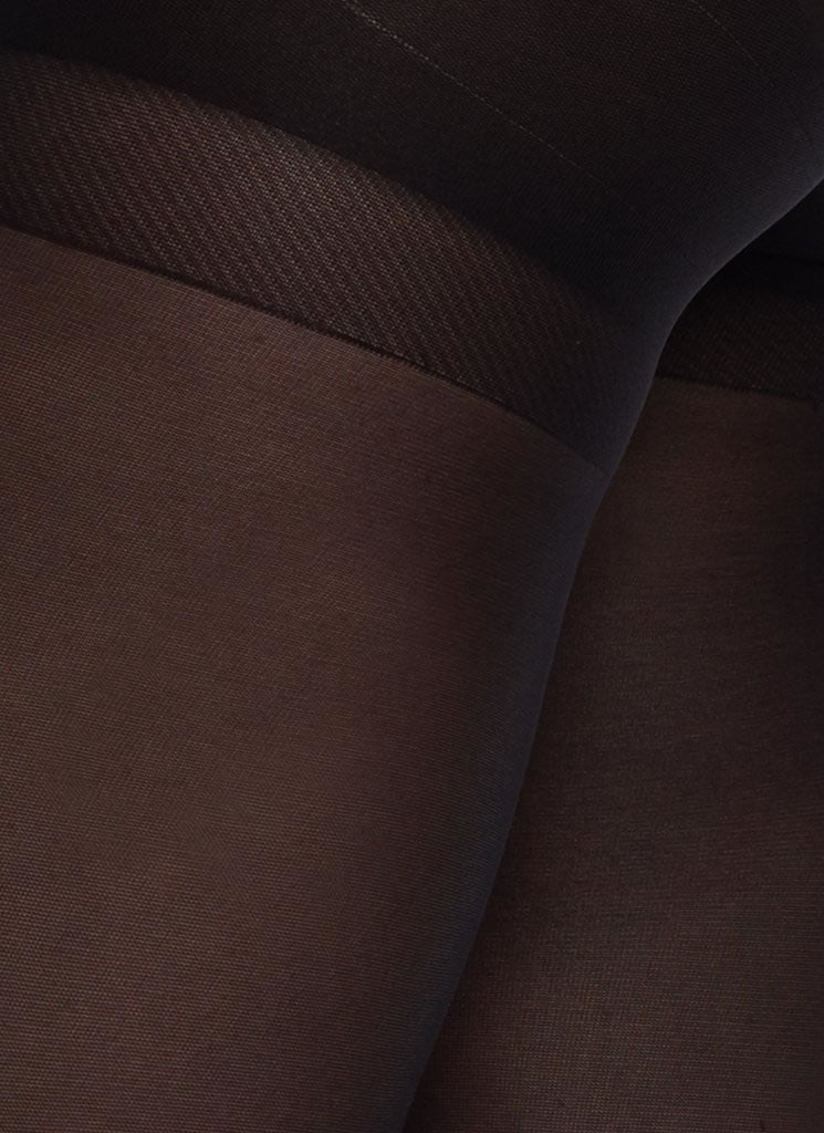 Swedish Stockings Anna Control Top Tights in Black