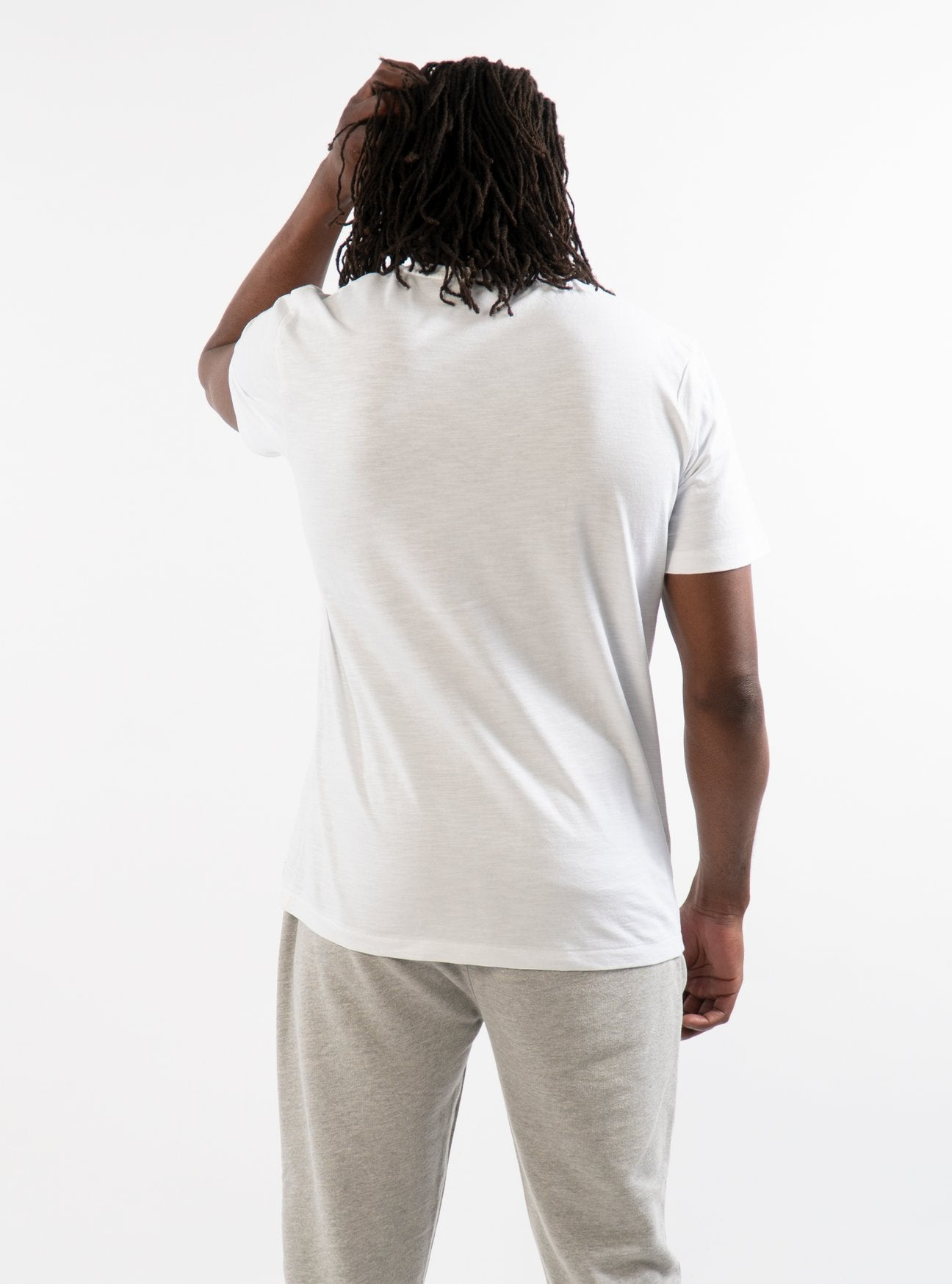 Men's White Alec T in White