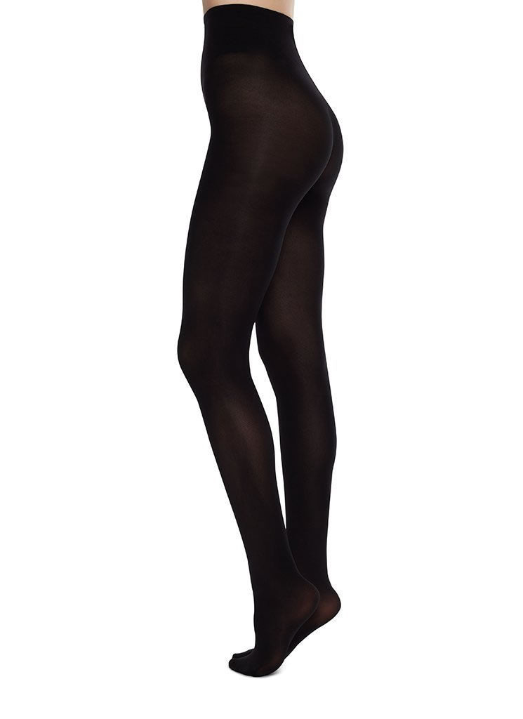 Olivia Premium Tights in Black