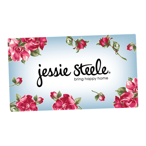 Jessie Steele Gift Cards