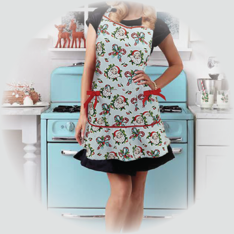Jessie Steele Holiday Apron Collection