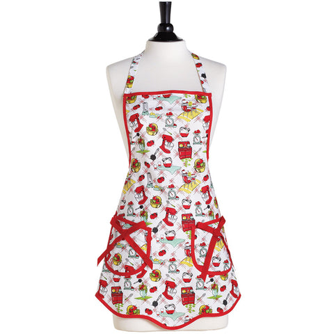 Vintage Kitchen Ava Apron