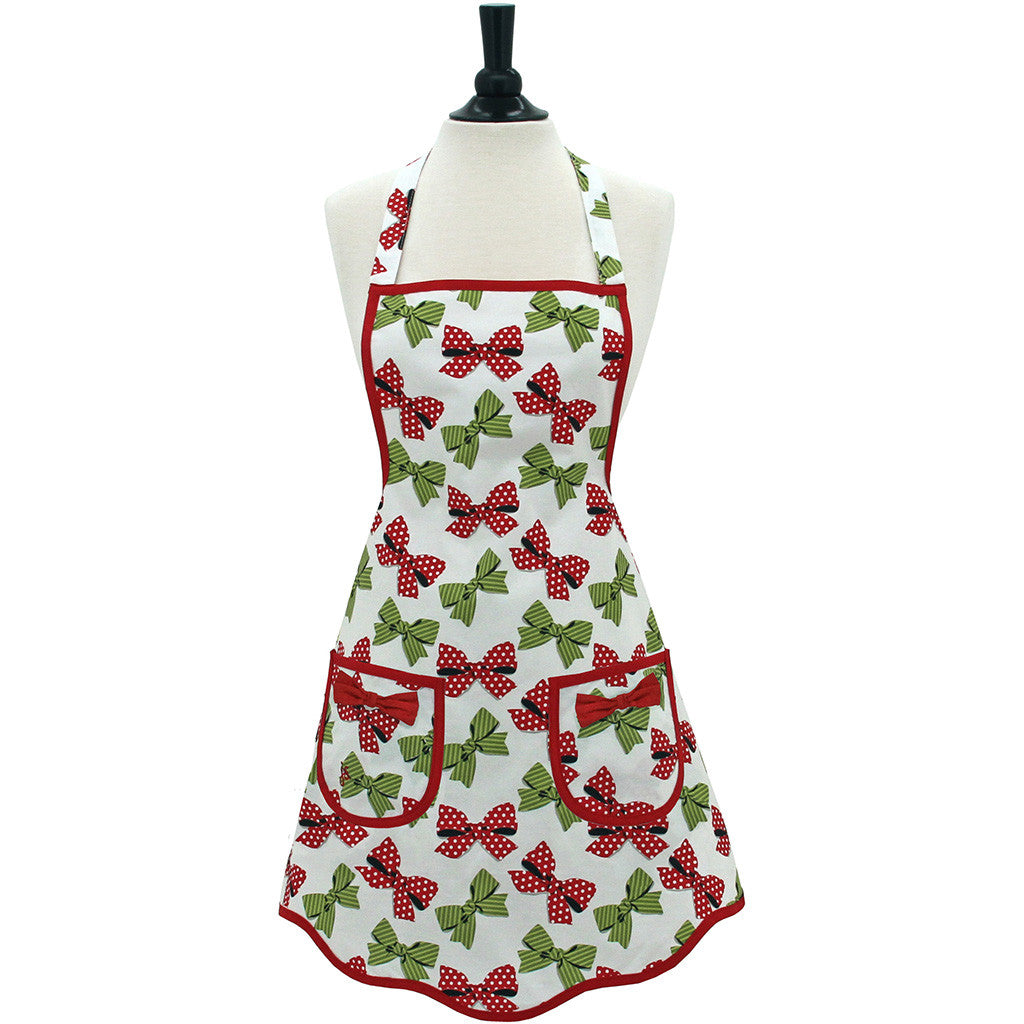 Candy Bows Ava Apron