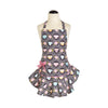Teacups Child's Josephine Apron