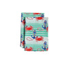 Nautical Waves Cloth Napkin
