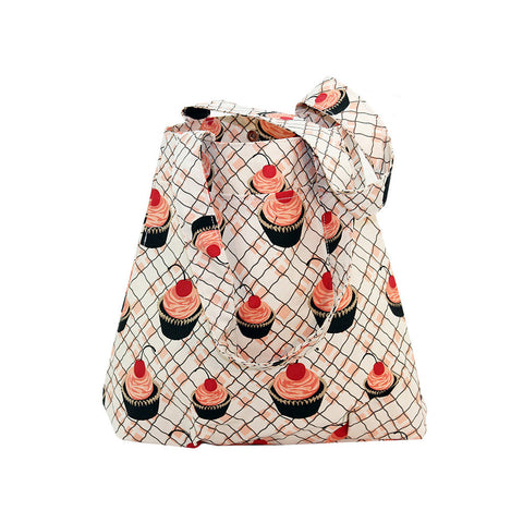 Cherry Cupcakes Tote Bag