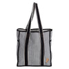 Navy Stripe Twill Classic Tote Bag